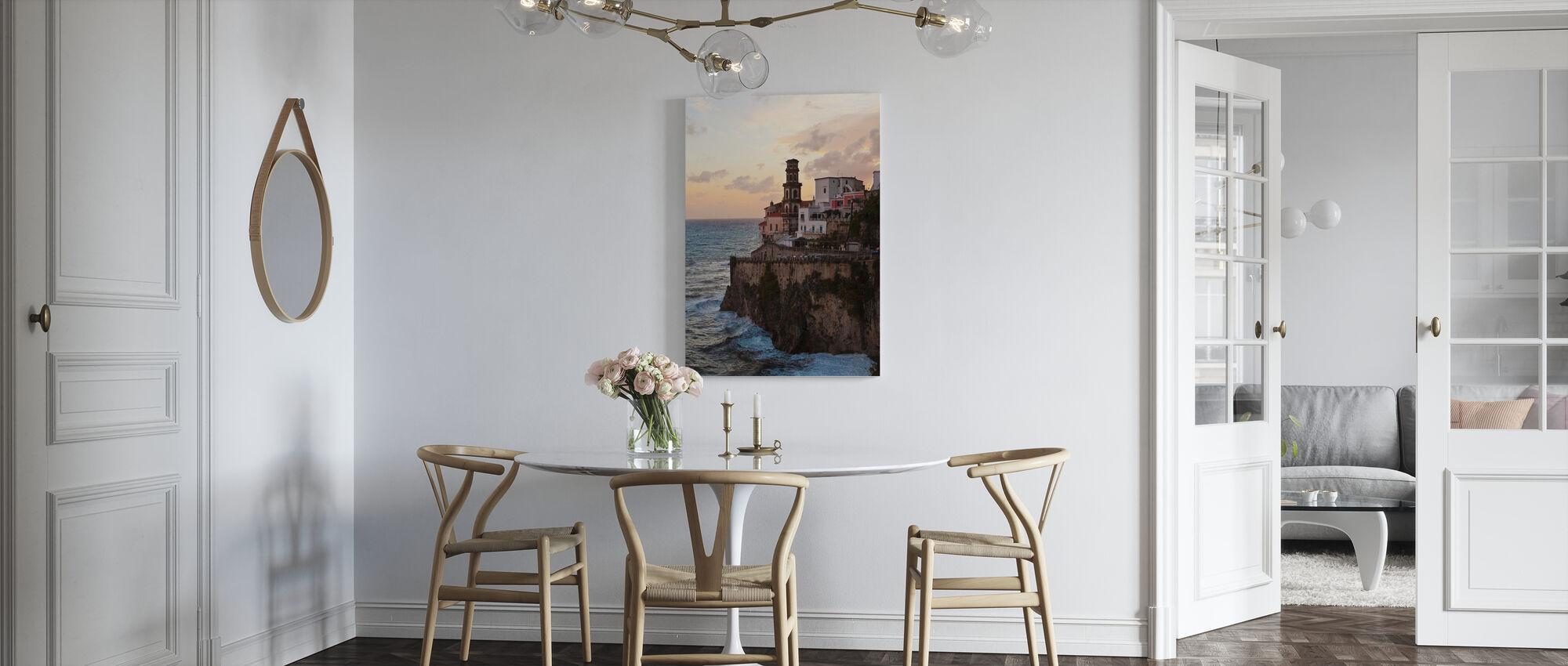 Vietri Sul Mare, Italy - Canvas print - Kitchen
