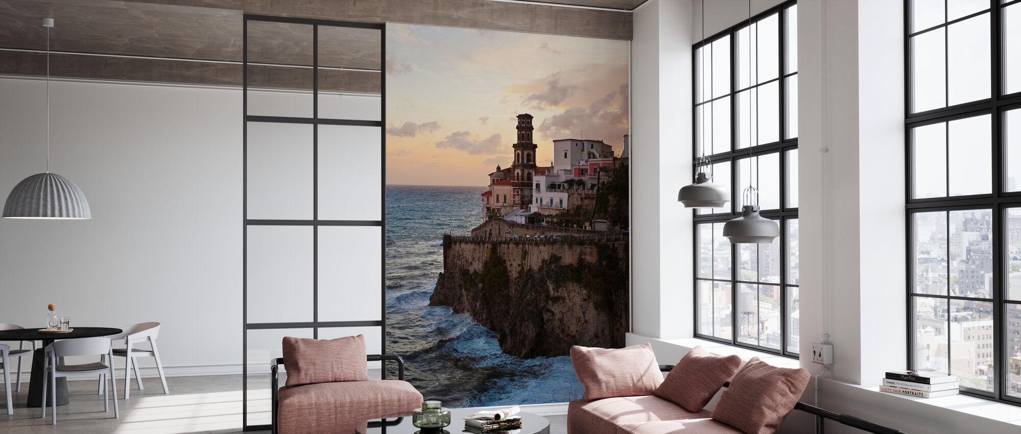 Vietri Sul Mare, Italia - Tapet - Kontor
