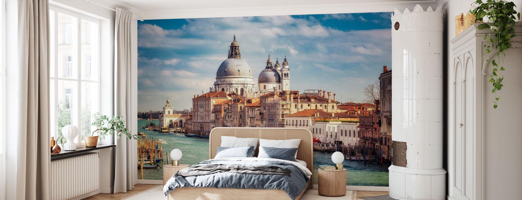 Basilica Santa Maria della Salute in Venice - Wallpaper - Bedroom