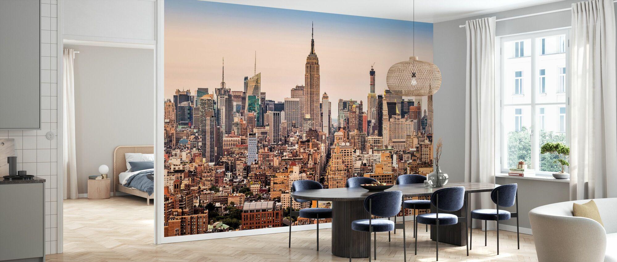 New York Midtown - Wallpaper - Kitchen