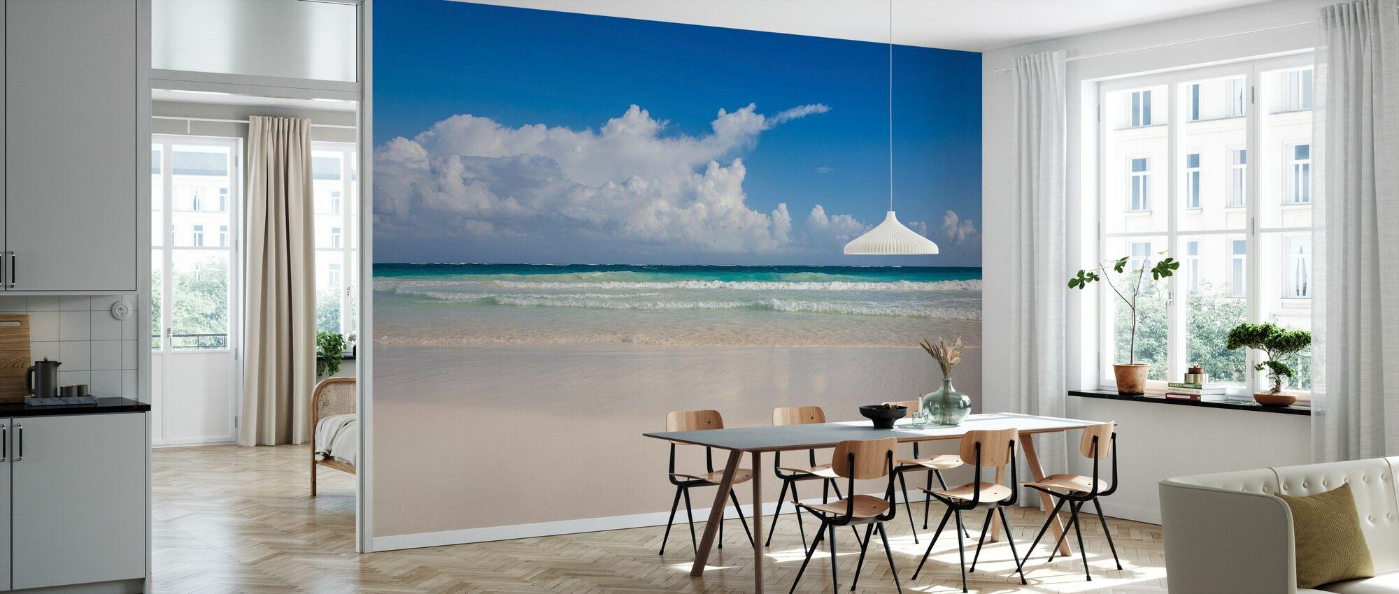 Karibian valtameri - Tapetti - Keittiö