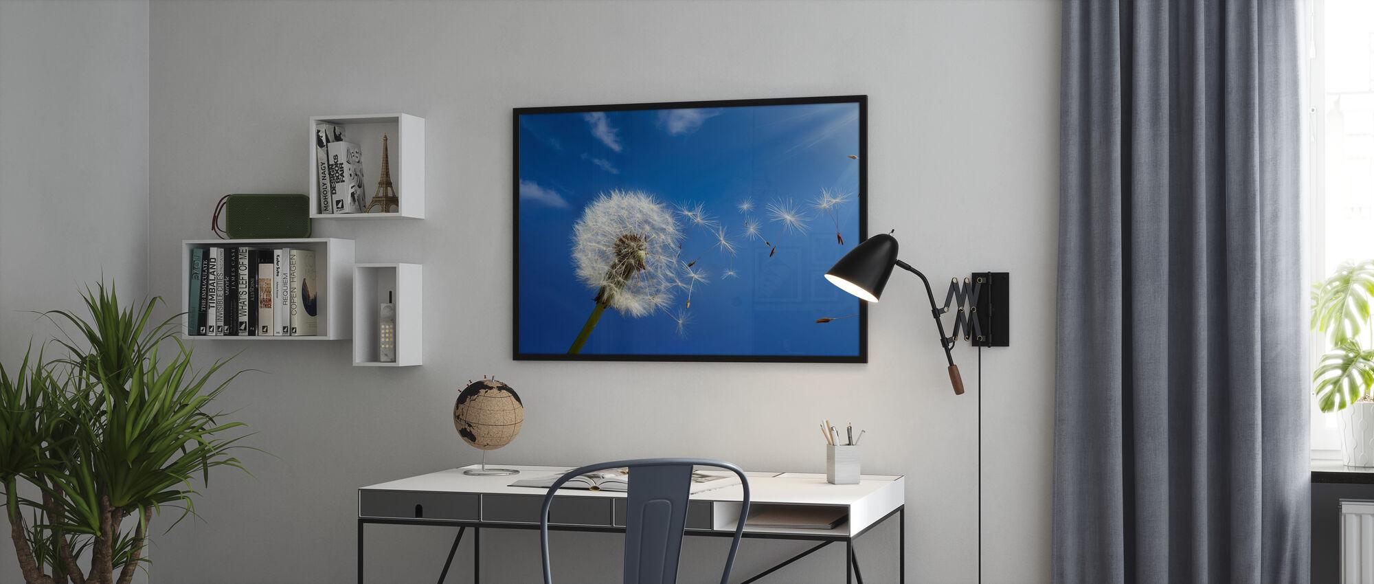 Dreams of Dandelion - Poster - Office