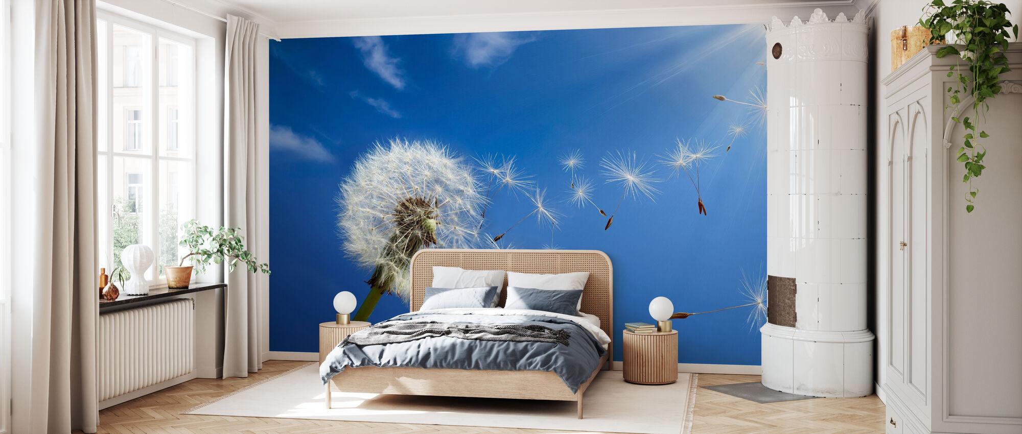 Dreams of Dandelion - Wallpaper - Bedroom