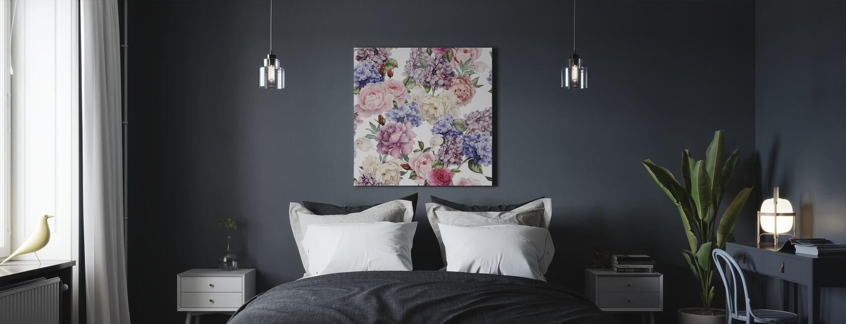 Endless Summer - Canvas print - Bedroom