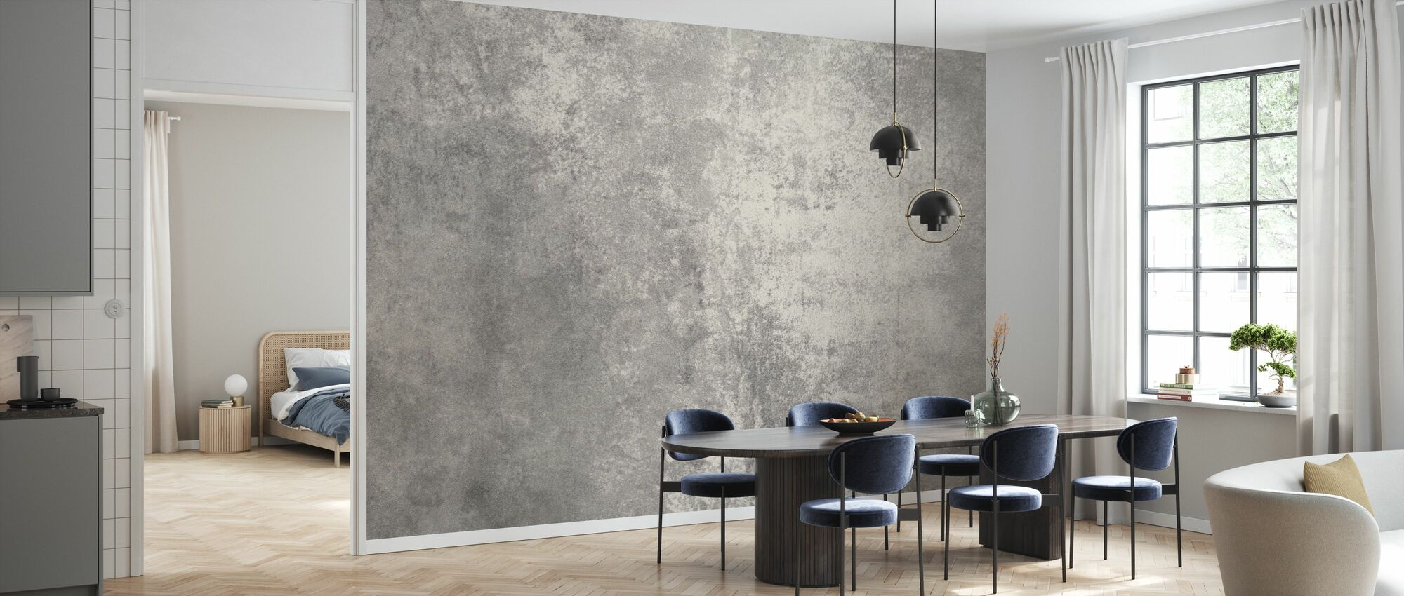 Stone Patina - Wallpaper - Kitchen