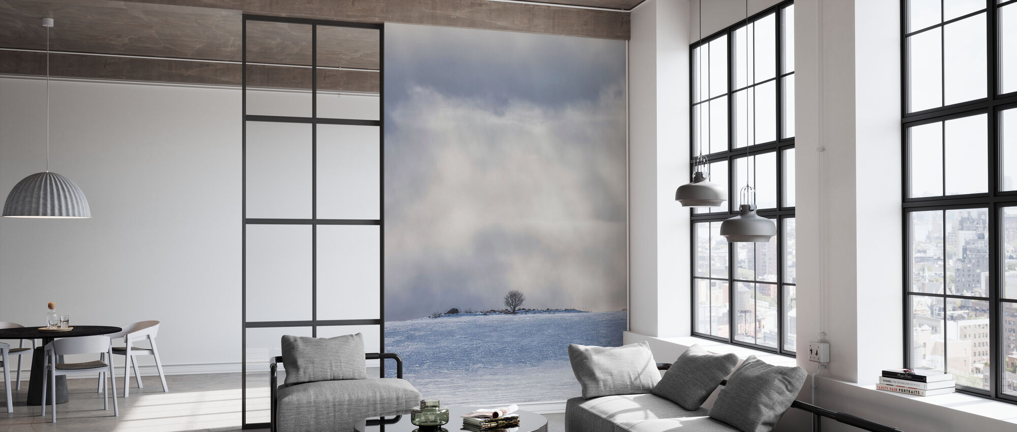 Cold Horizon - Wallpaper - Office