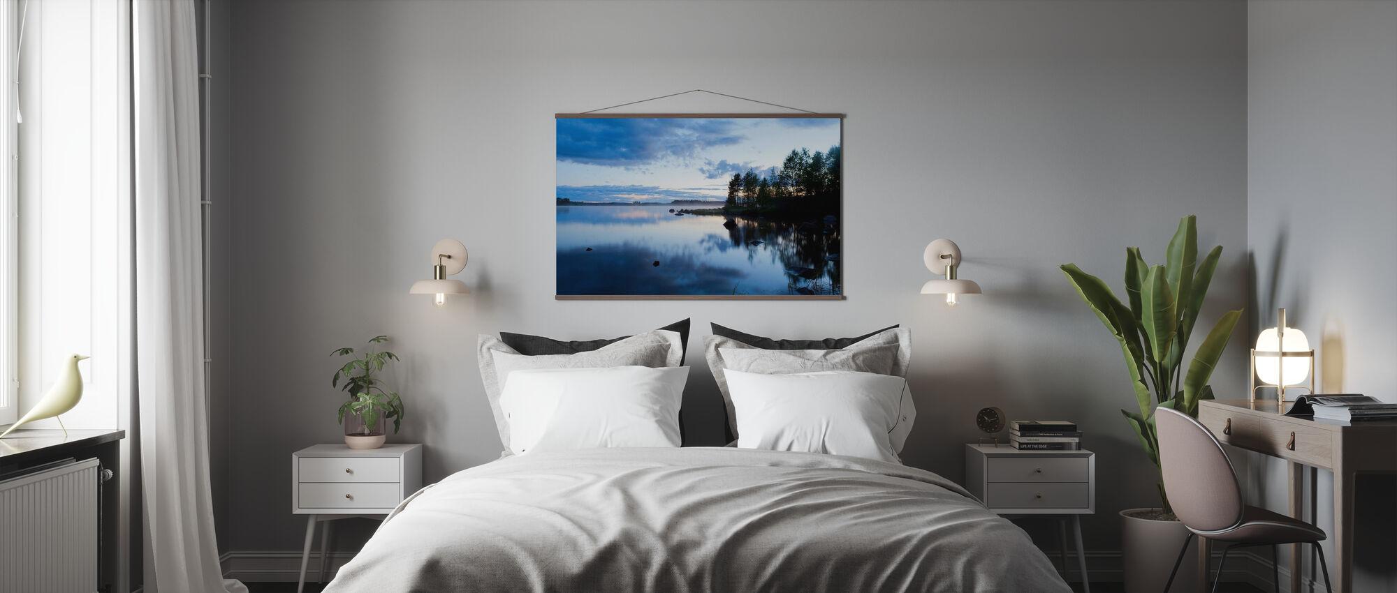 Venjan in Dalarna, Sweden, Europe - Poster - Bedroom
