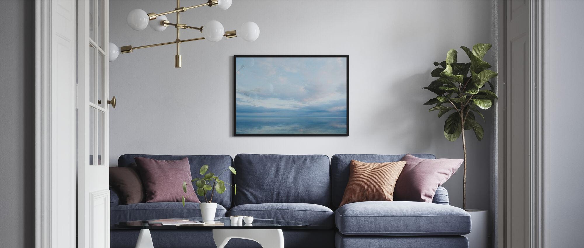 Islamorada in Florida Keys, USA - Framed print - Living Room
