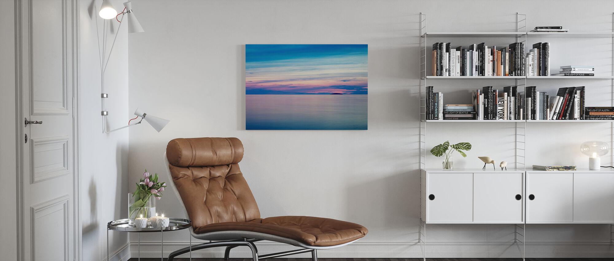 Swedish Summer Horizon, Öland - Canvas print - Woonkamer