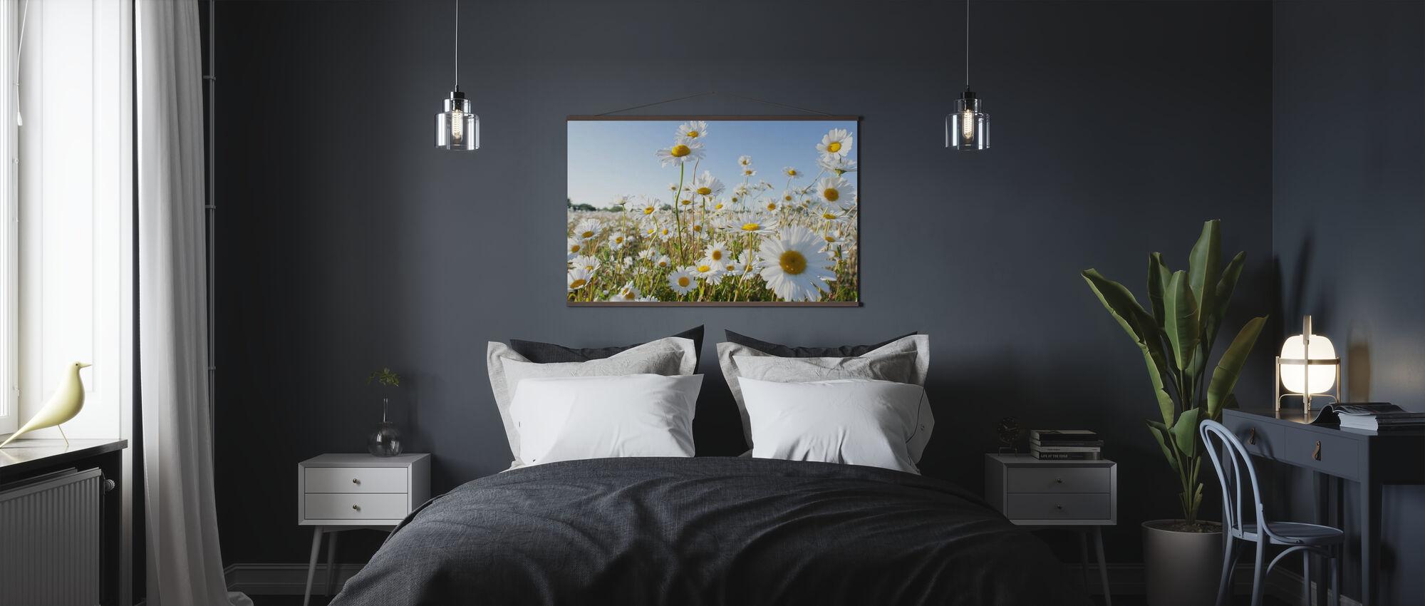 Marguerite - Plakat - Soveværelse