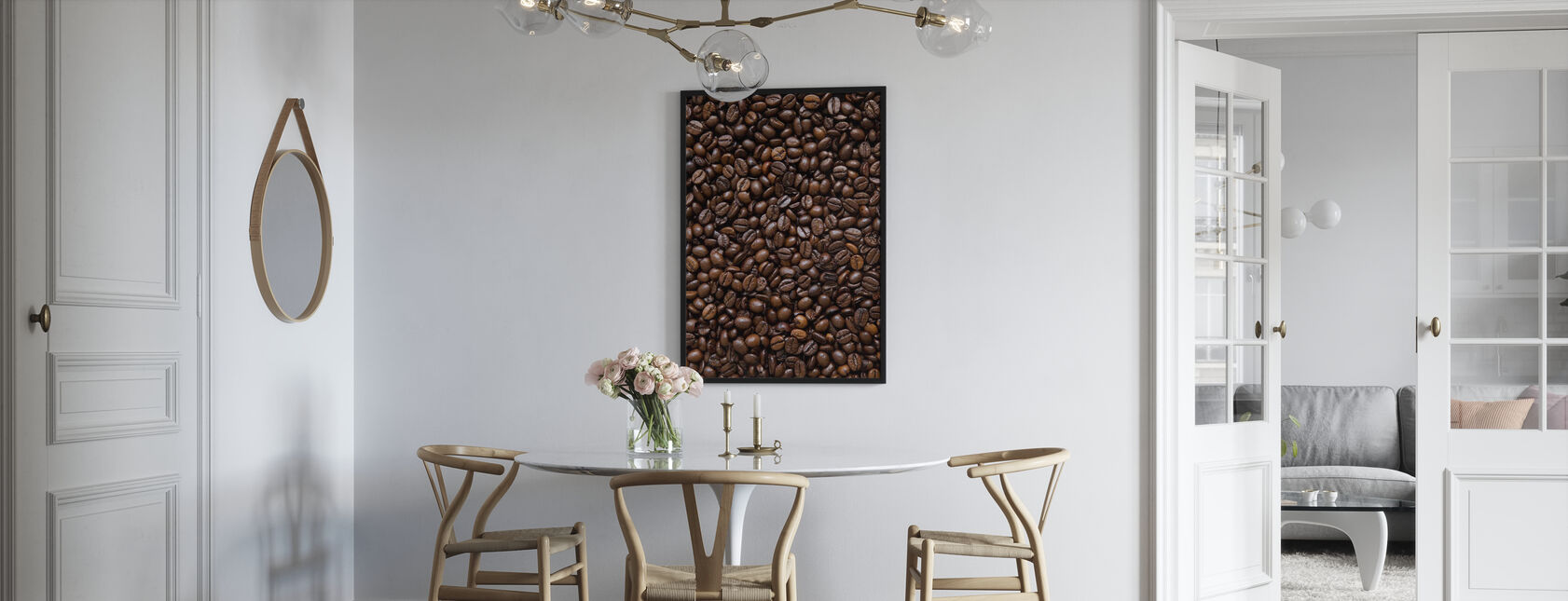 More Coffee Beans - Poster - Kitchen