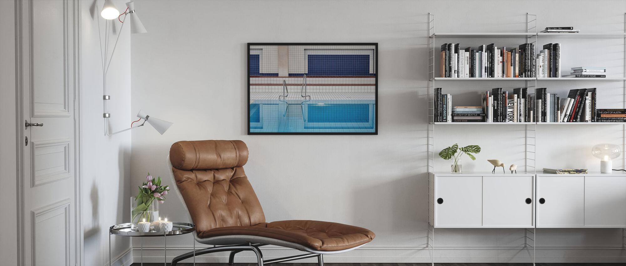 Swimming - Poster - Living Room