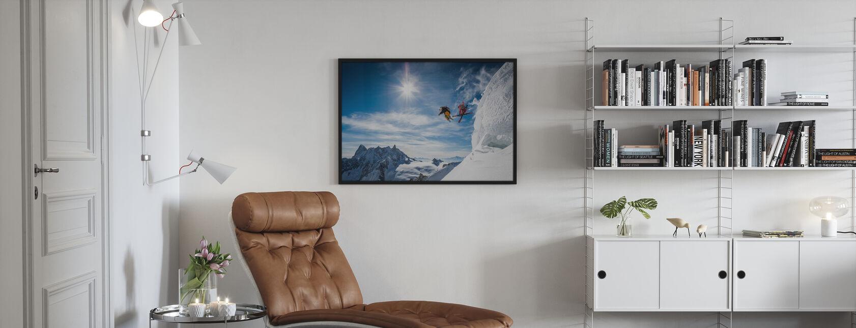 Springen Legenden - Poster - Wohnzimmer