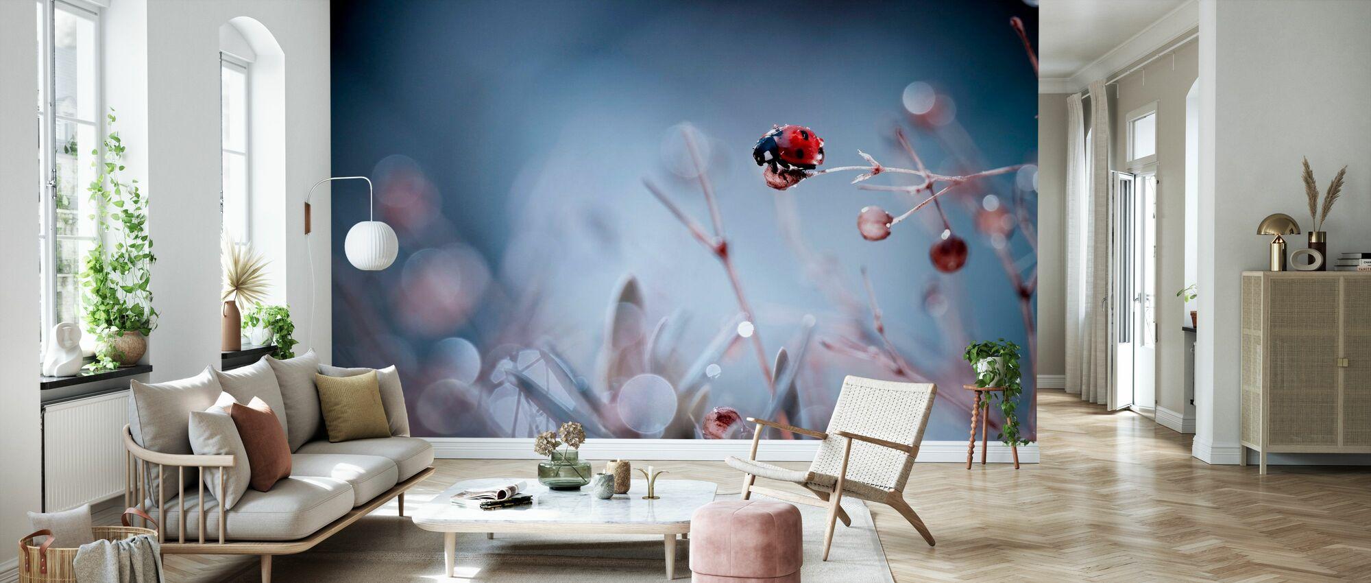High Diving - Wallpaper - Living Room