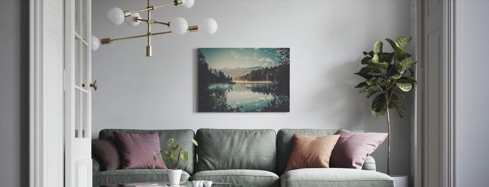 Reis Herinneringen - Canvas print - Woonkamer