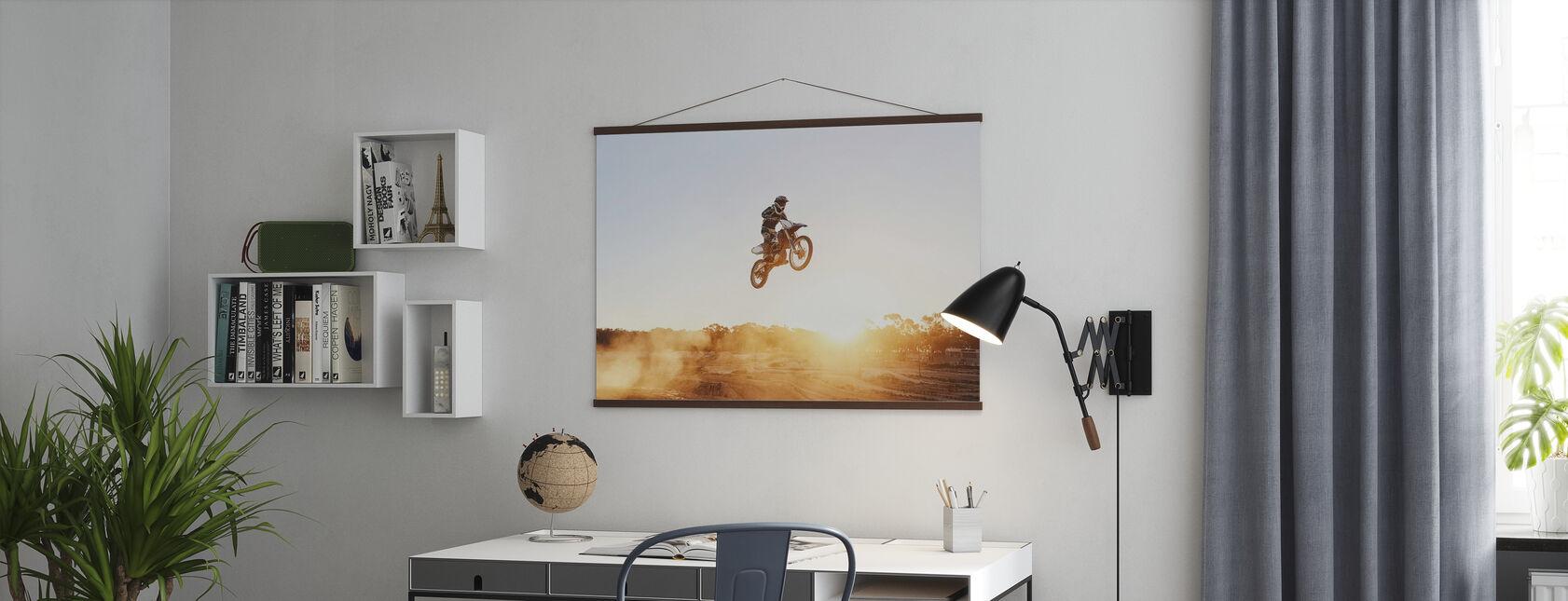 Adrenalin Sport - Poster - Büro