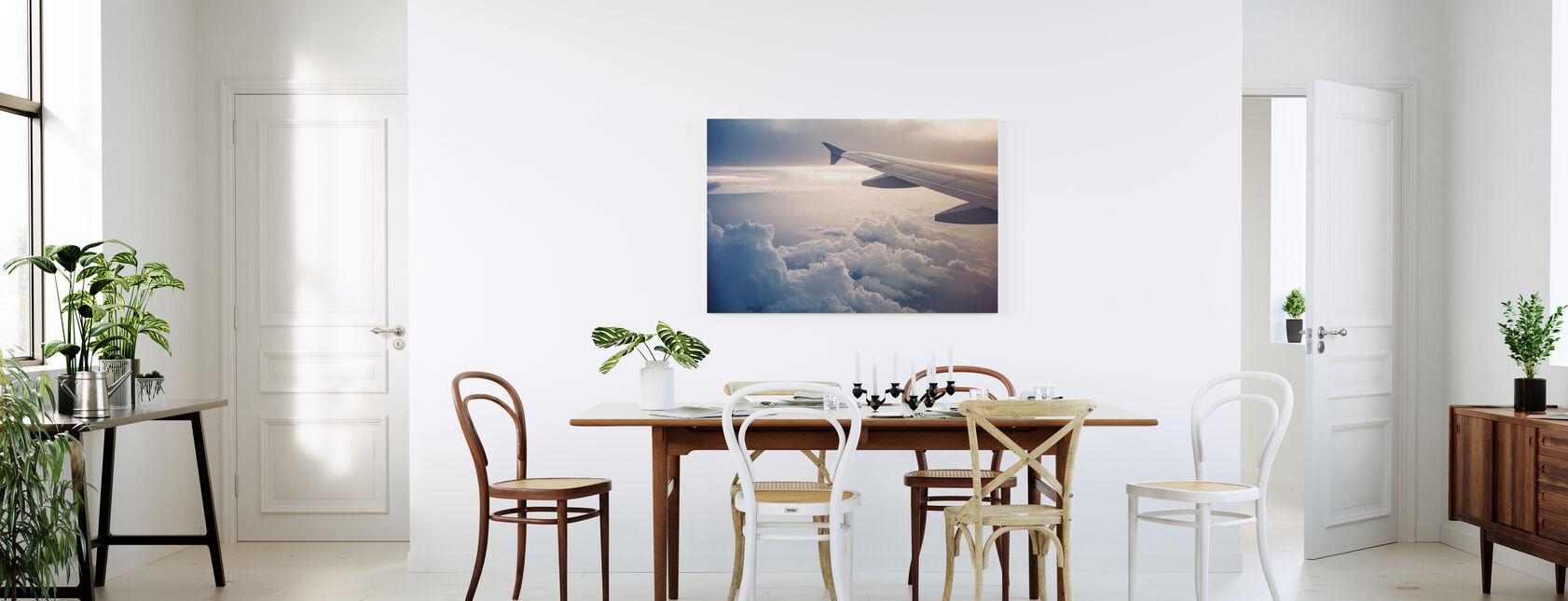 Wing - Canvas print - Kitchen