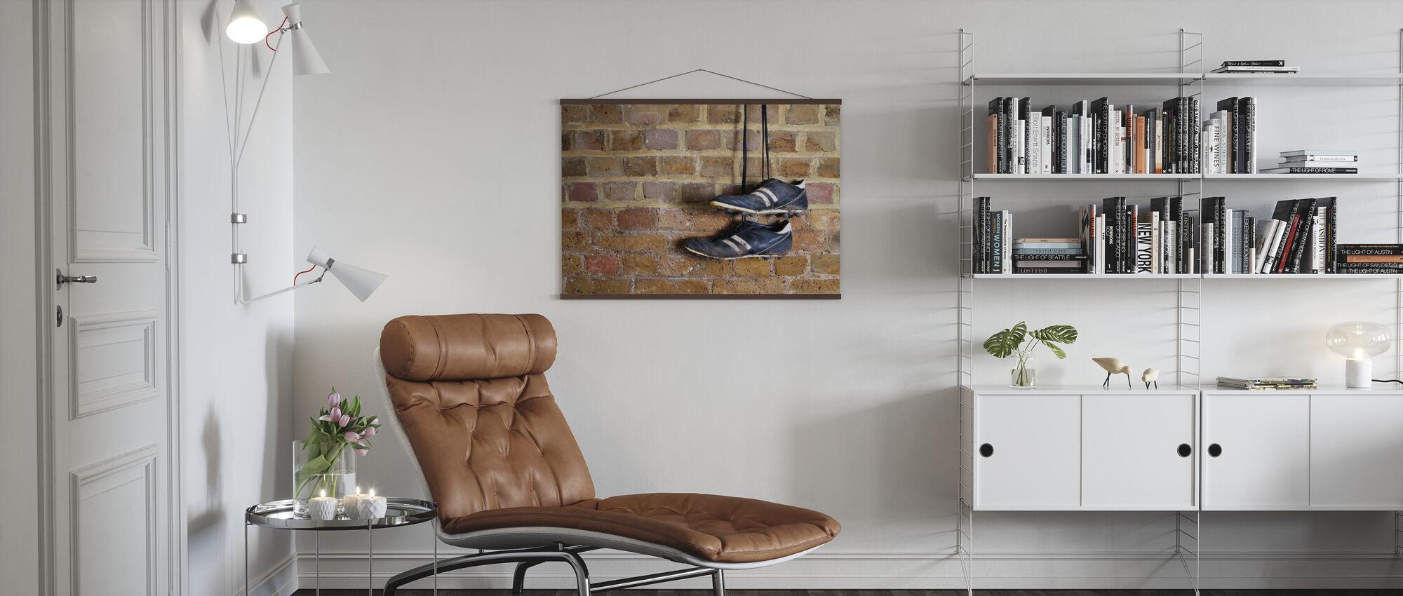 Sporterinnerungen - Poster - Wohnzimmer