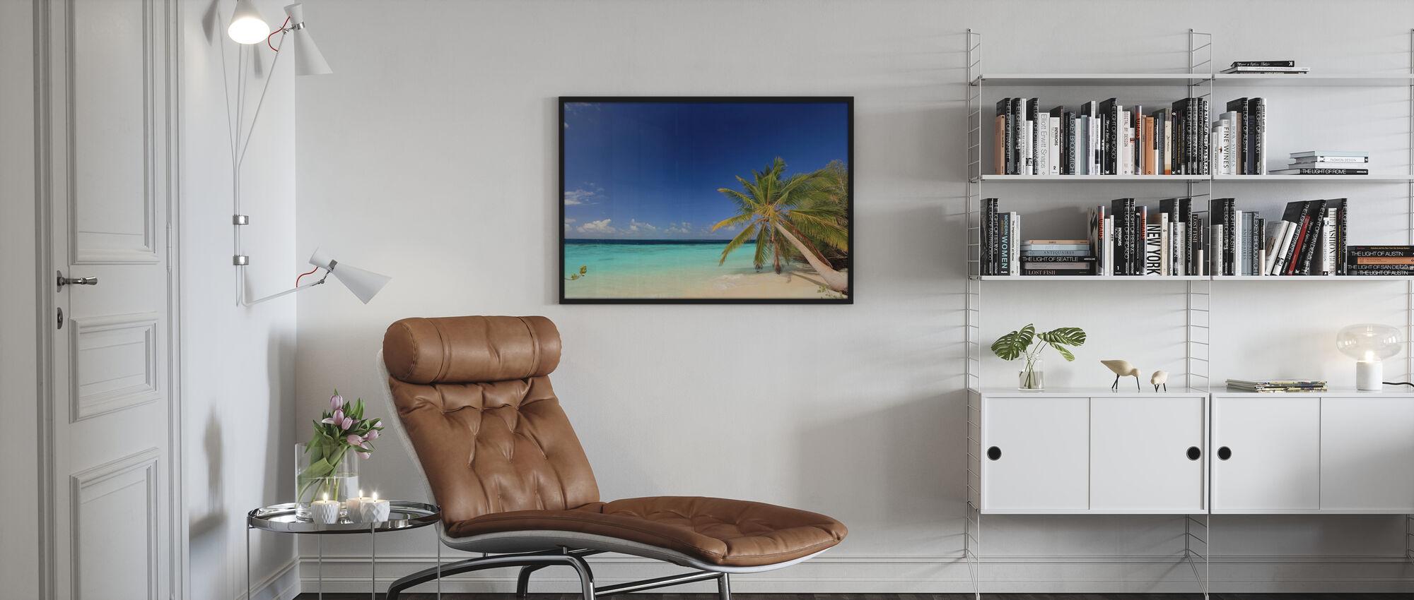 Strand Harmonie - Poster - Wohnzimmer