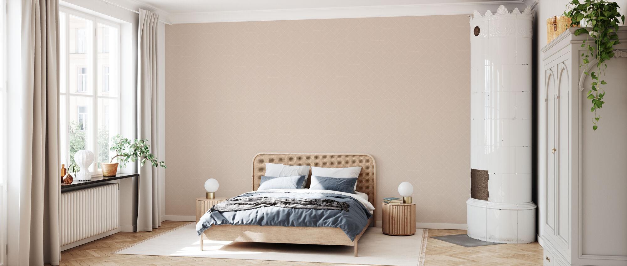 Arrow - Pink - Wallpaper - Bedroom