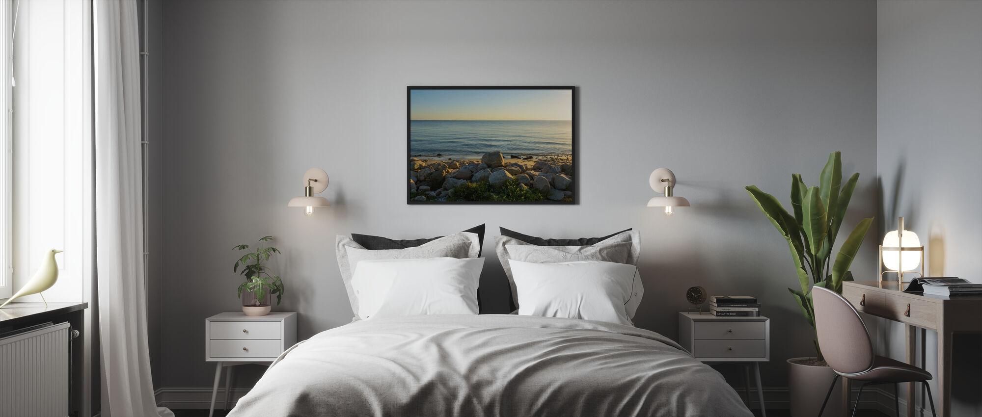 Odsherred Beach, Denmark - Plakat - Soveværelse