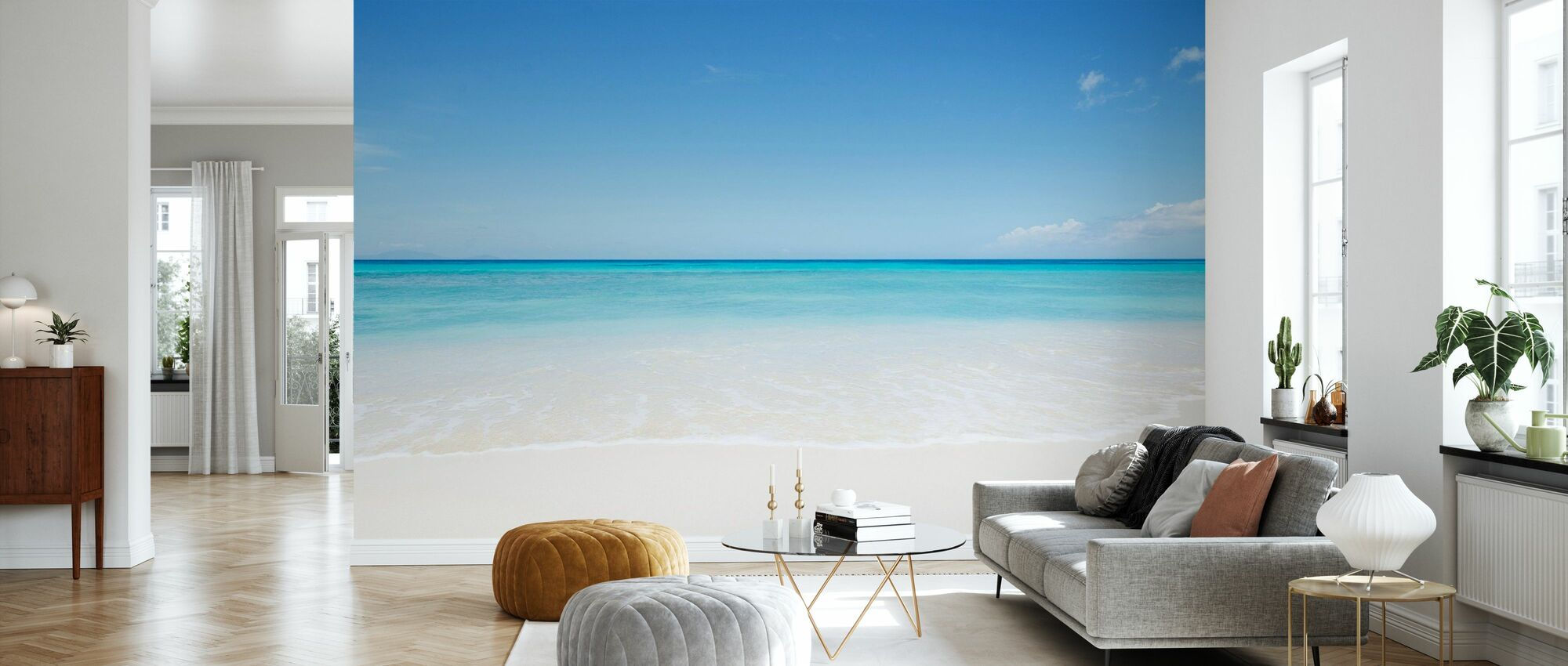 Perfect Horizon - Wallpaper - Living Room
