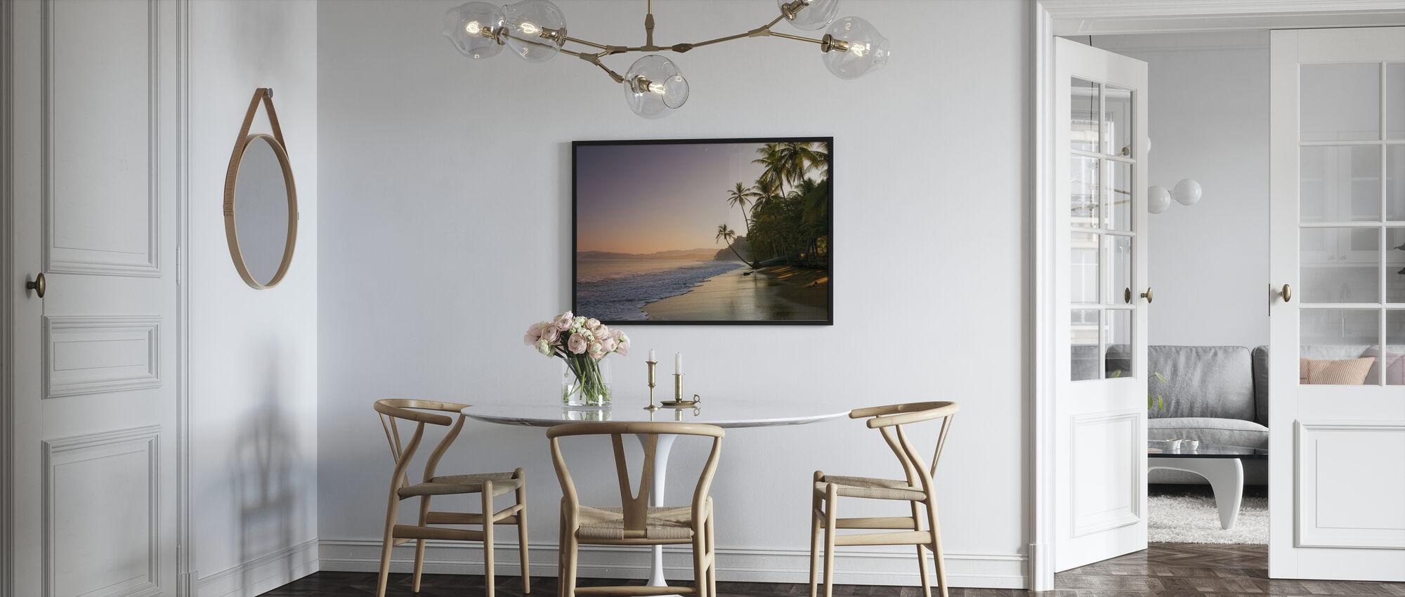 Fortsatt solnedgang - Plakat - Kjøkken