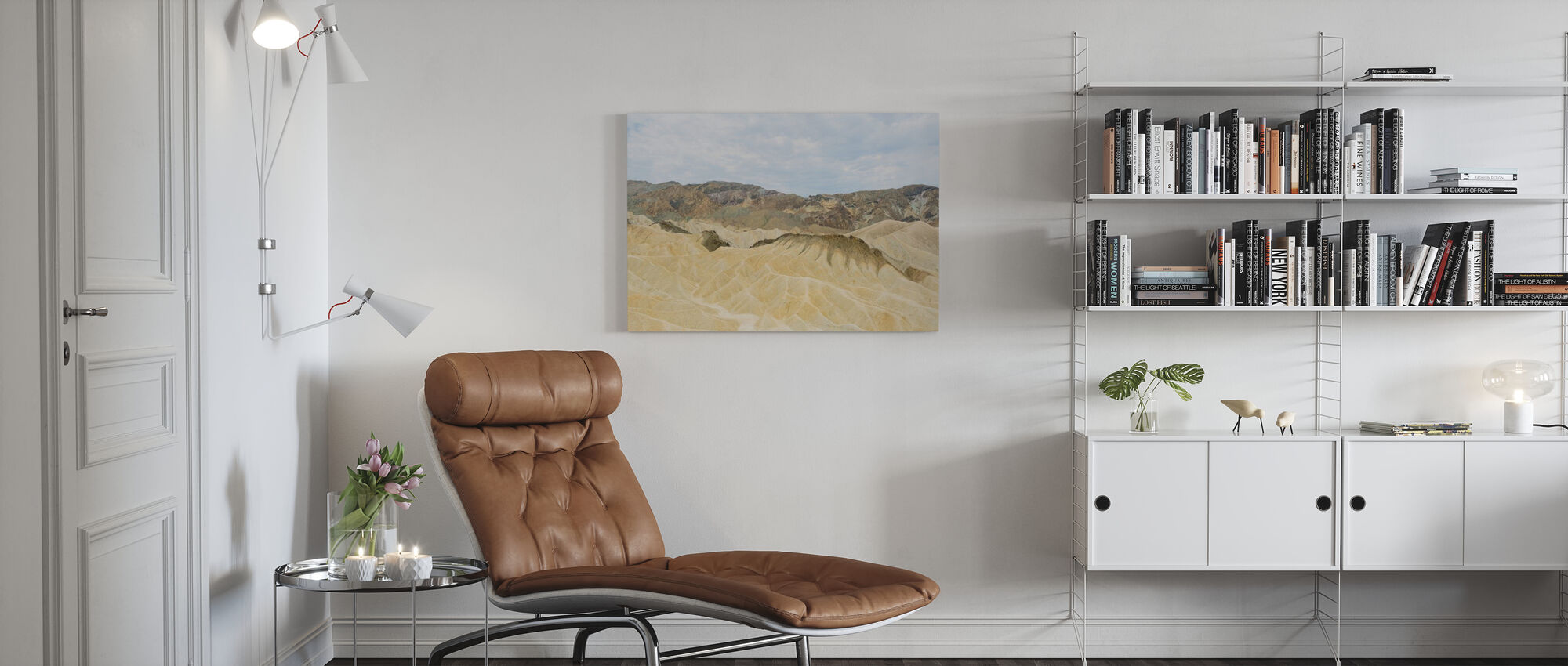 Death Valley National Park, California - Canvas print - Living Room