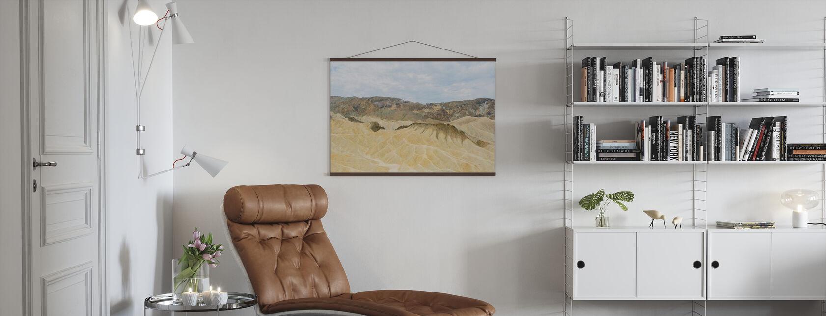 Death Valley nasjonalpark, California - Plakat - Stue