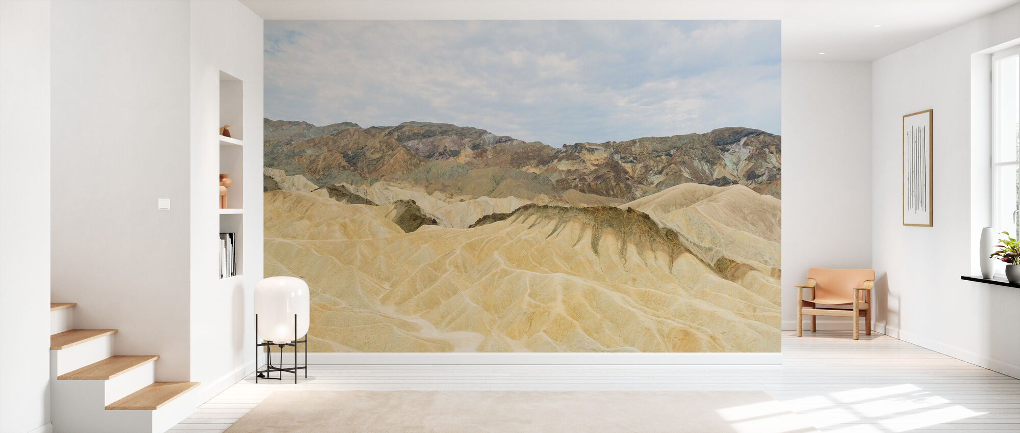 Death Valley National Park, Kalifornien - Tapet - Hall