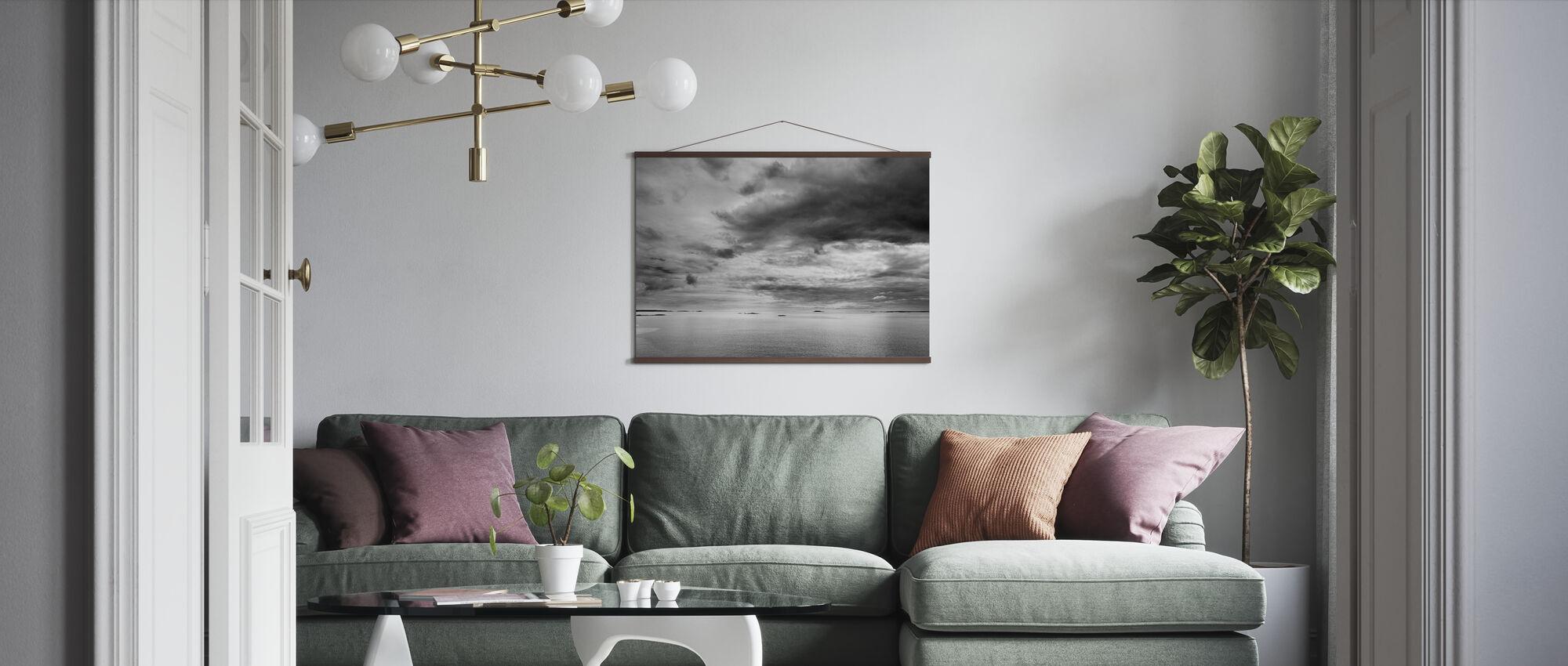 Lake Malar - Poster - Living Room