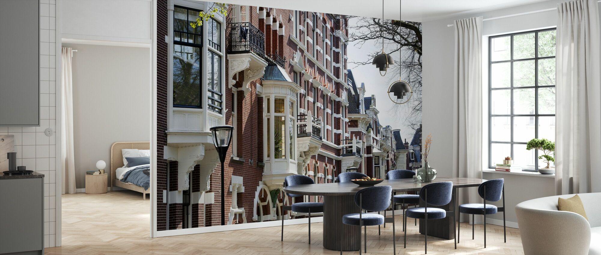 Kralingen in Rotterdam - Wallpaper - Kitchen
