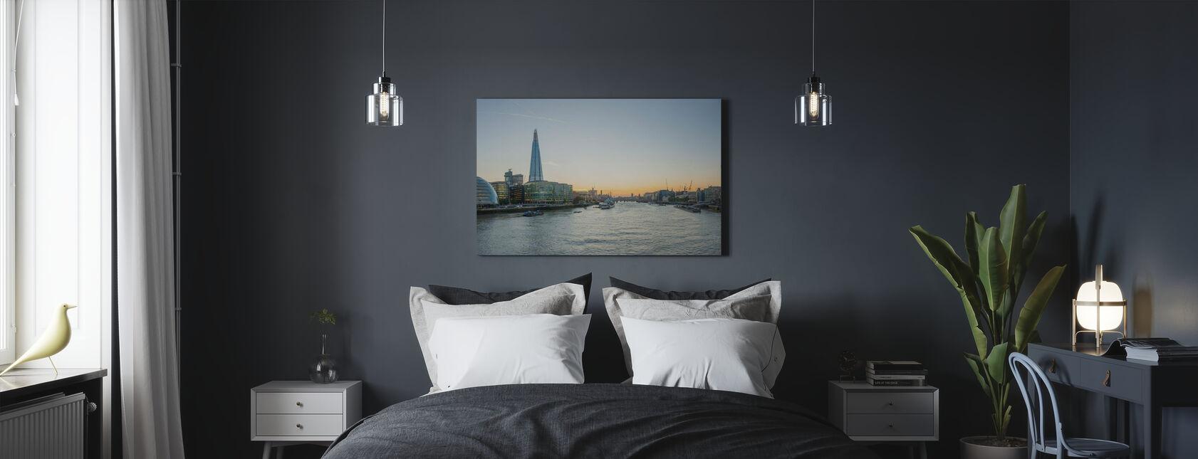 London Cityscape - Canvas print - Bedroom