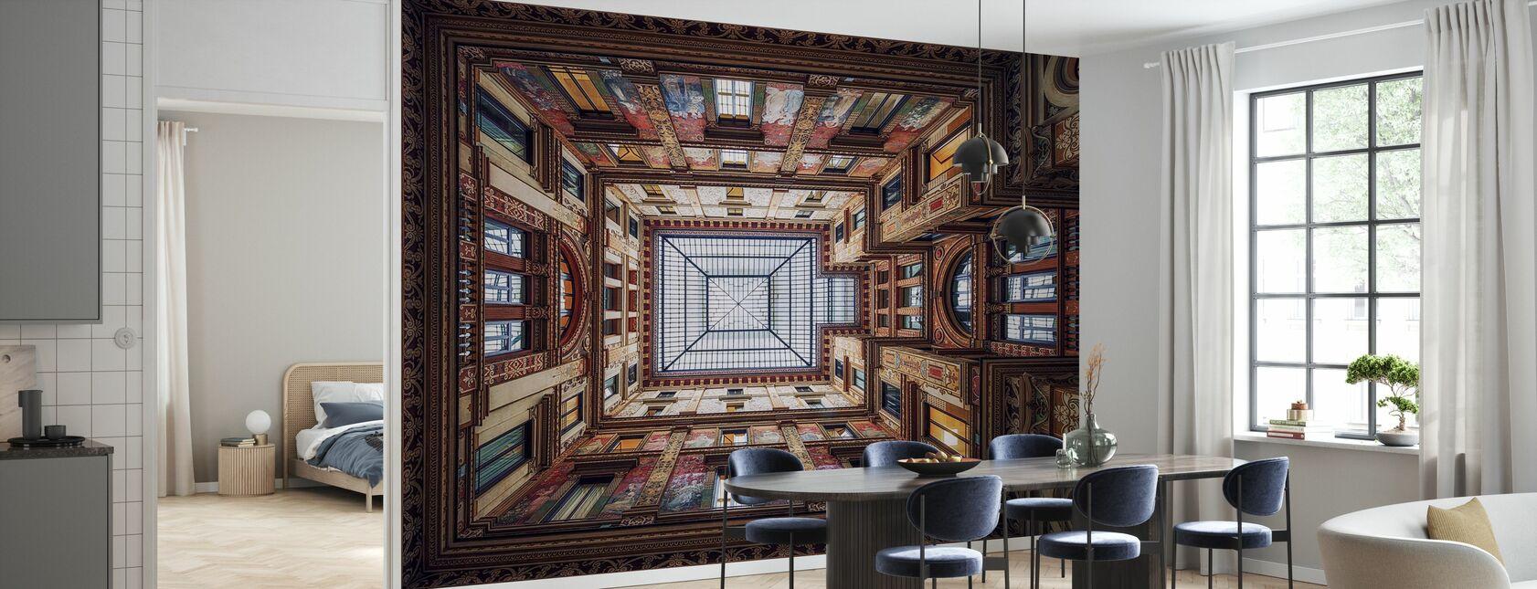 Galleria Sciarra, Roma - Carta da parati - Cucina