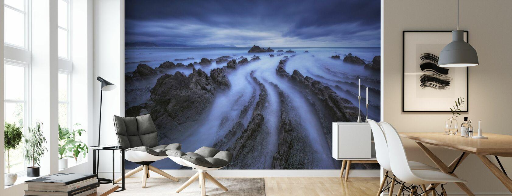 Eternal Lines - Wallpaper - Living Room