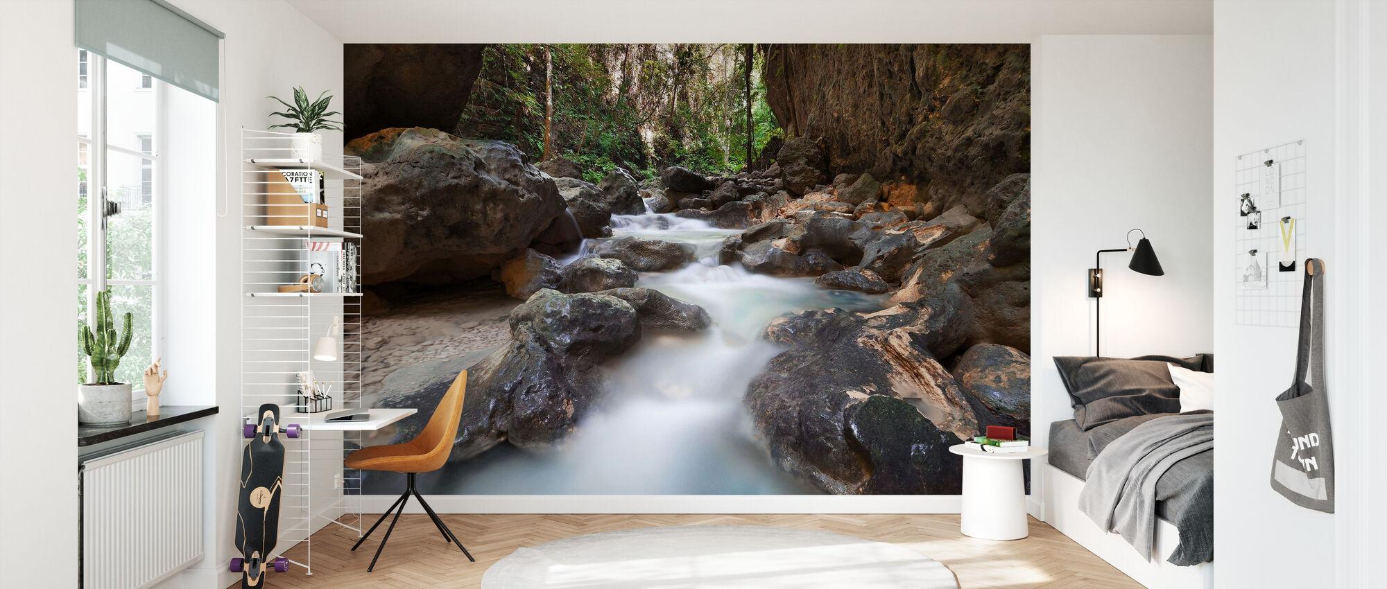 Canyon Kawasan Falls II - Tapetti - Lastenhuone
