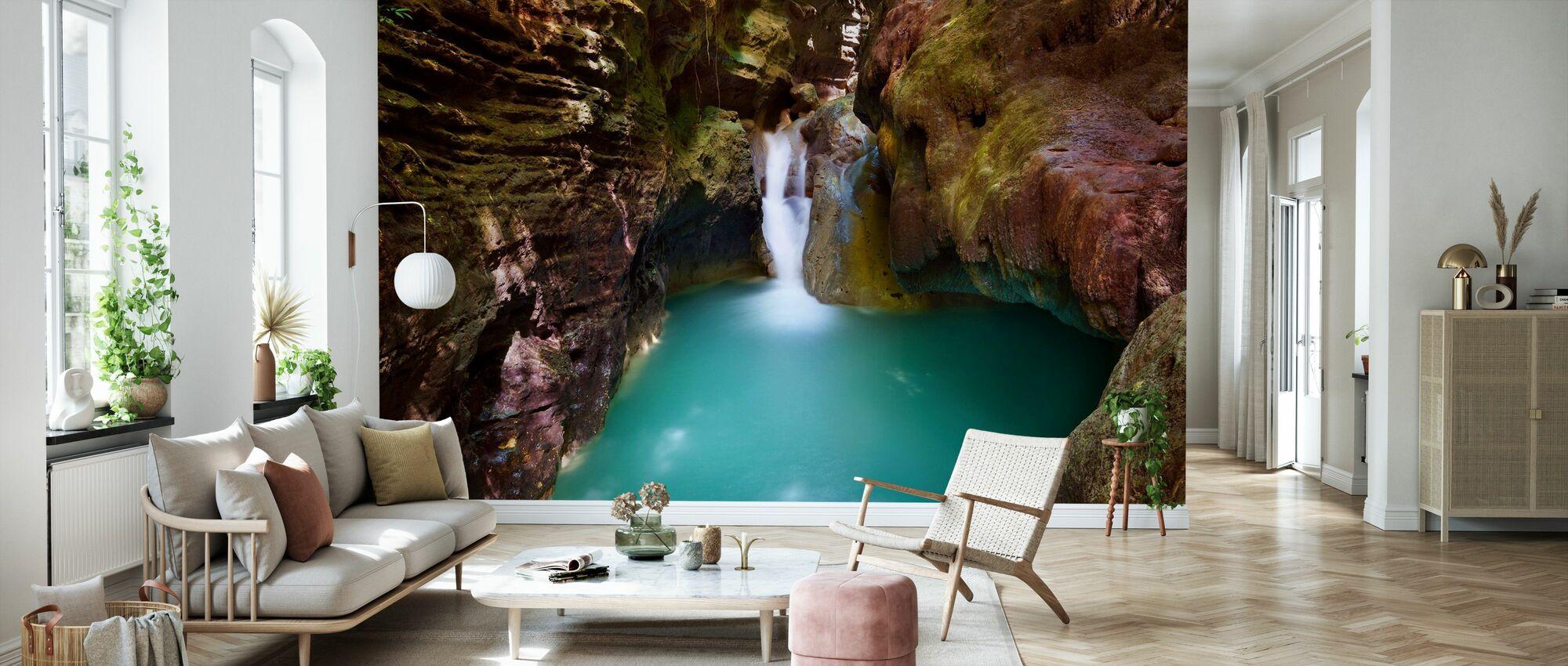 Canyon Kawasan Falls III - Tapetti - Olohuone
