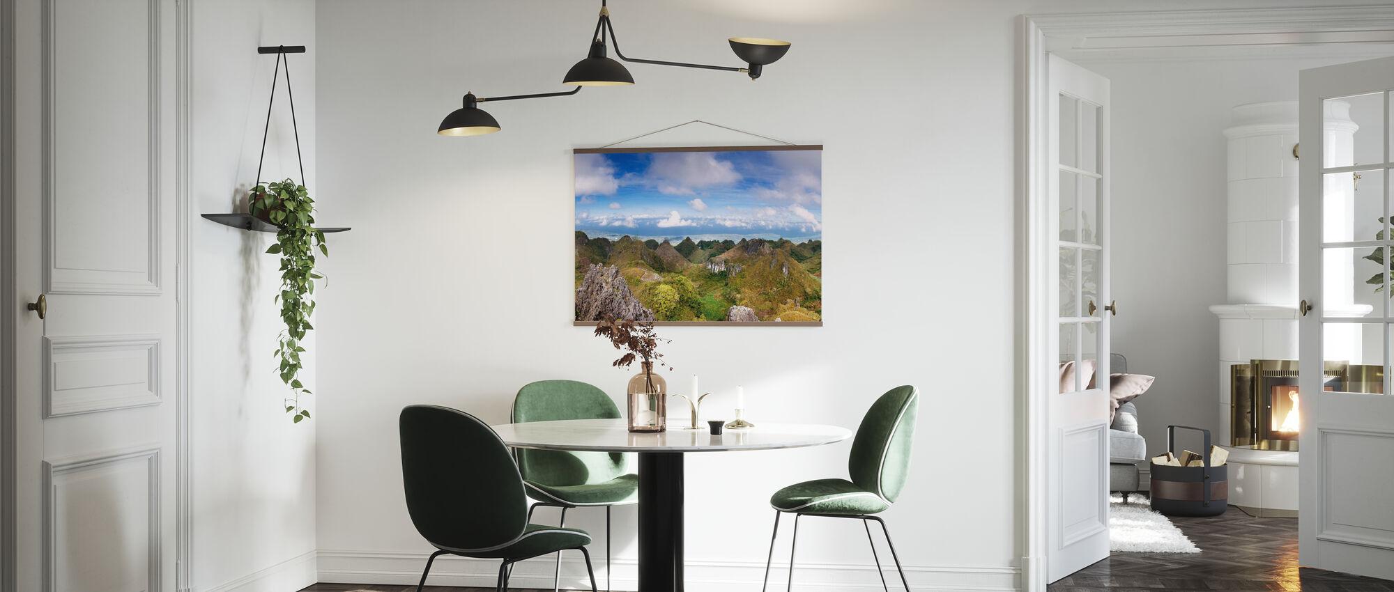 Osmena Peak - Poster - Küchen