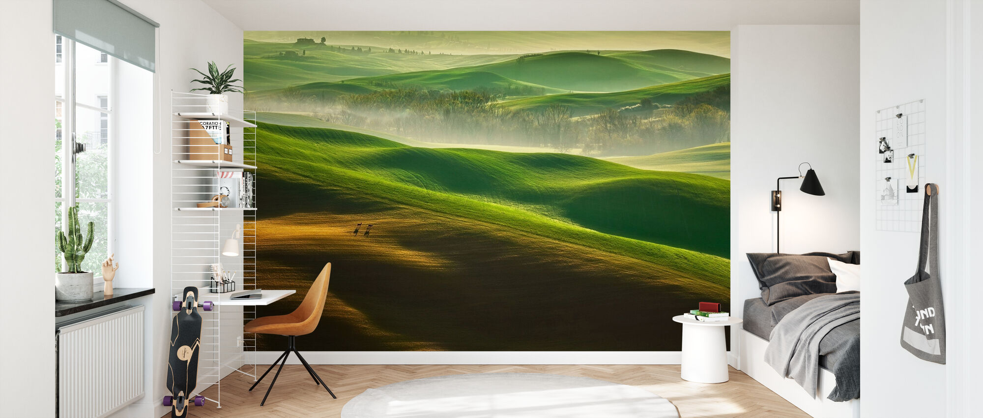 Freedom - Wallpaper - Kids Room