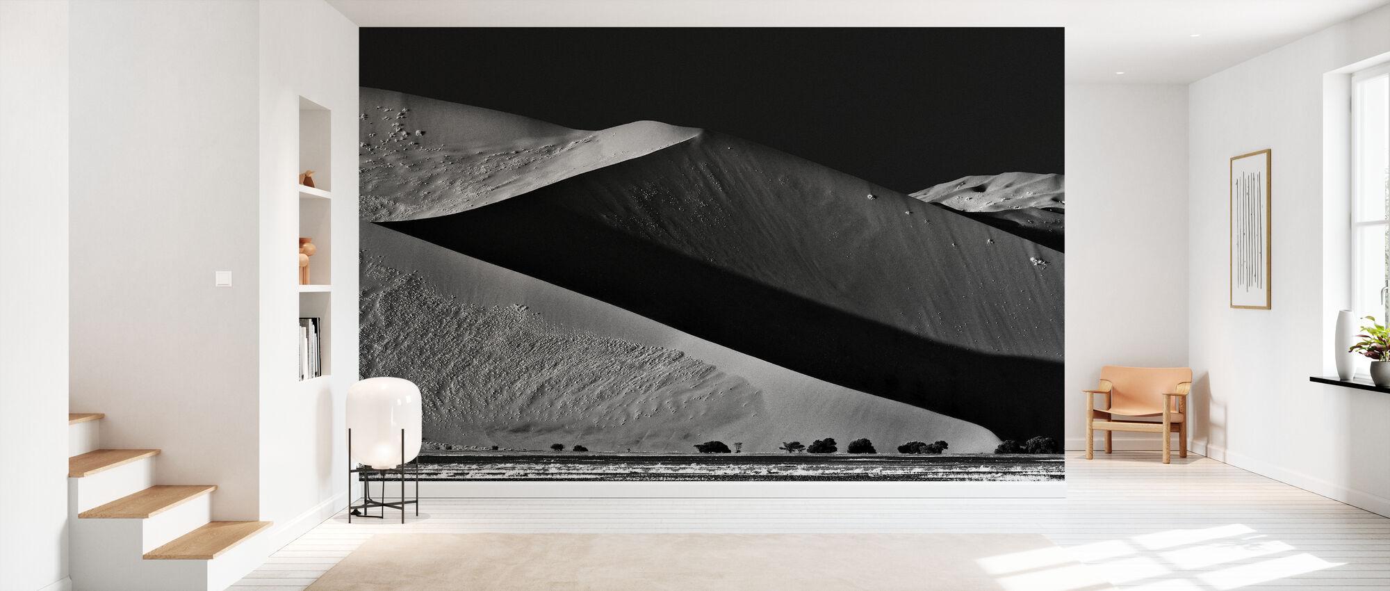 Shadow and light - Wallpaper - Hallway