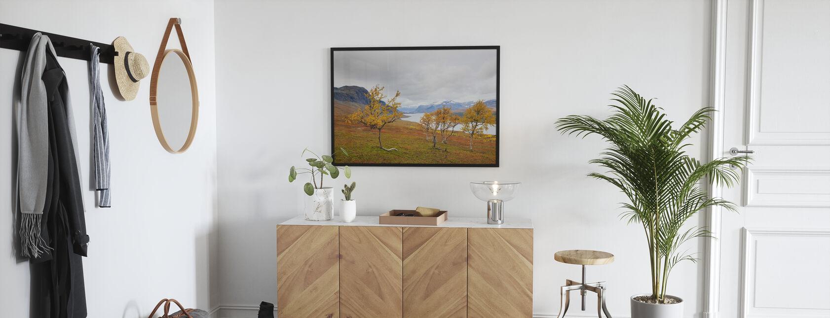Kaunis syksy Saltoloukta - Juliste - Aula