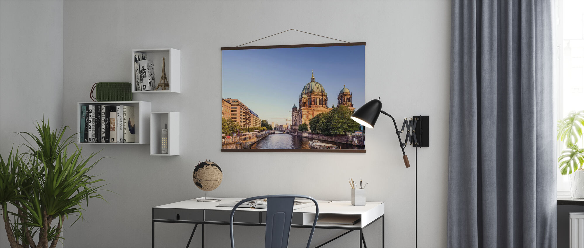 Berliner Dom - Plakat - Kontor