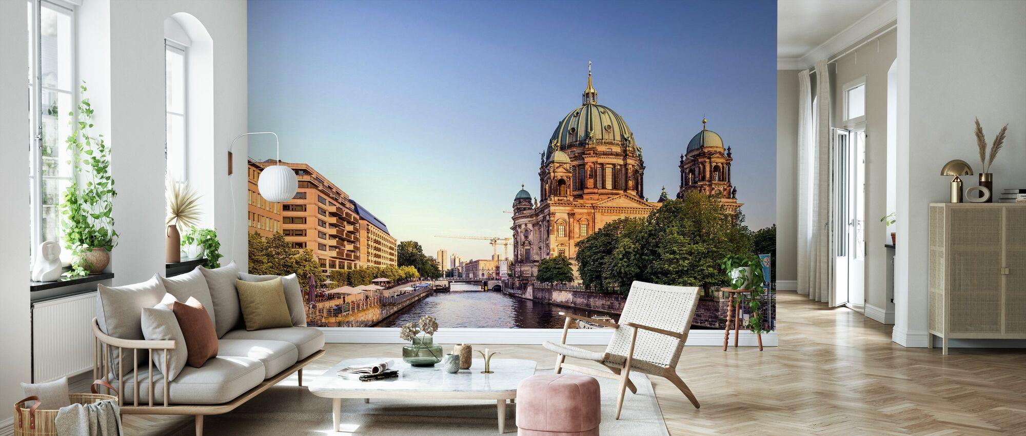 Berliner Dom - Tapet - Stue