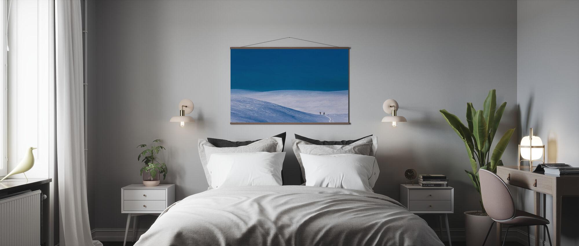 Bydalsfjällen (Jamtland) - Poster - Schlafzimmer