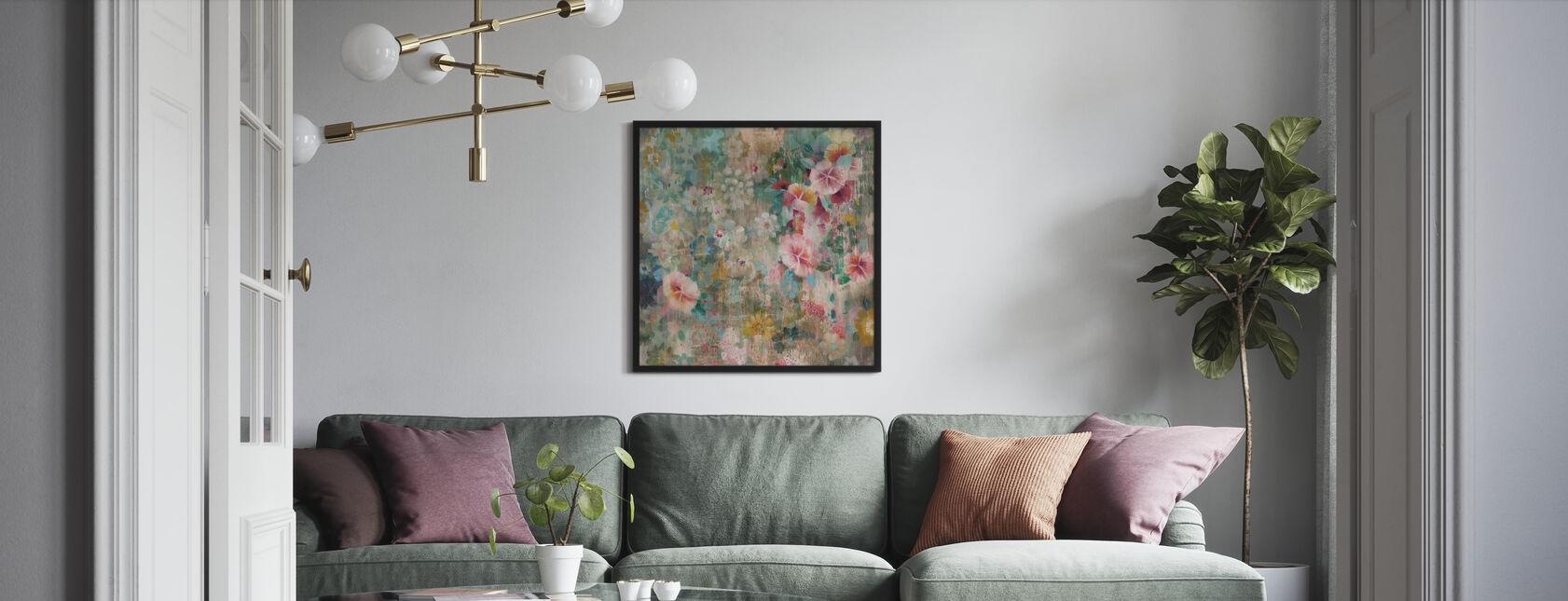 Blomst bruser - Plakat - Stue