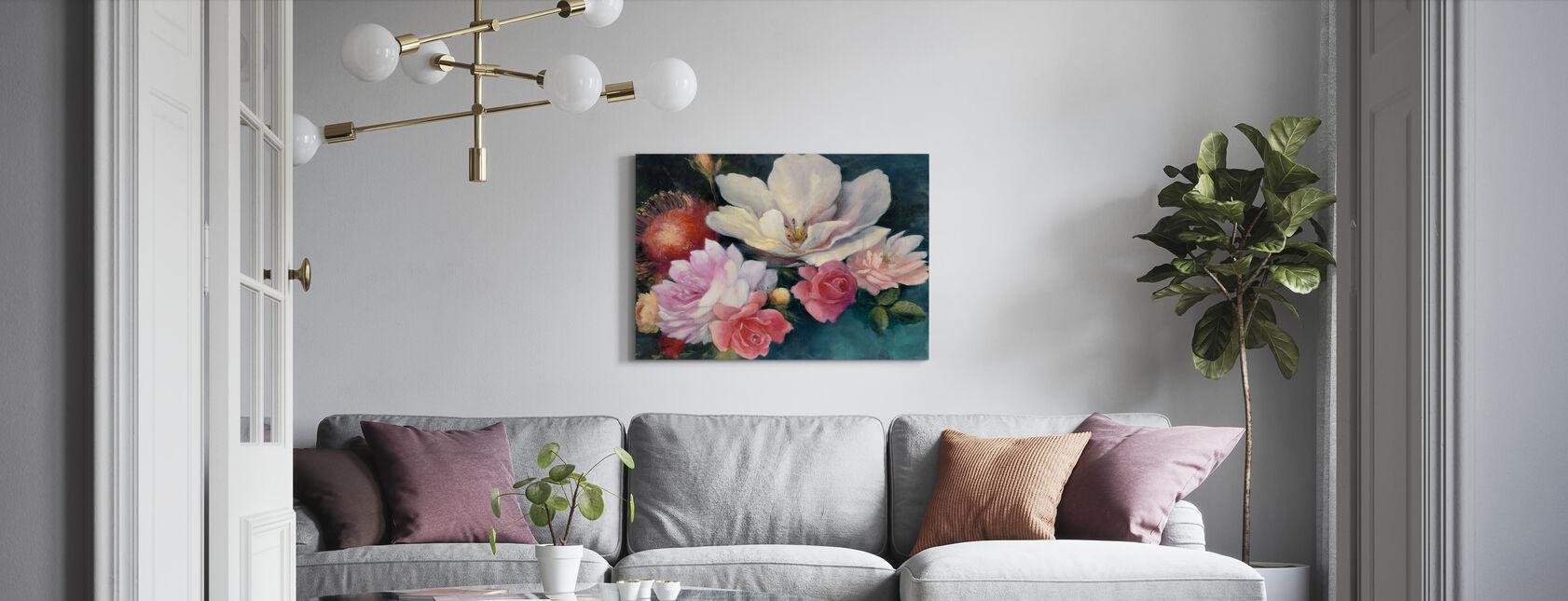 Vlaamse Fantasie - Canvas print - Woonkamer