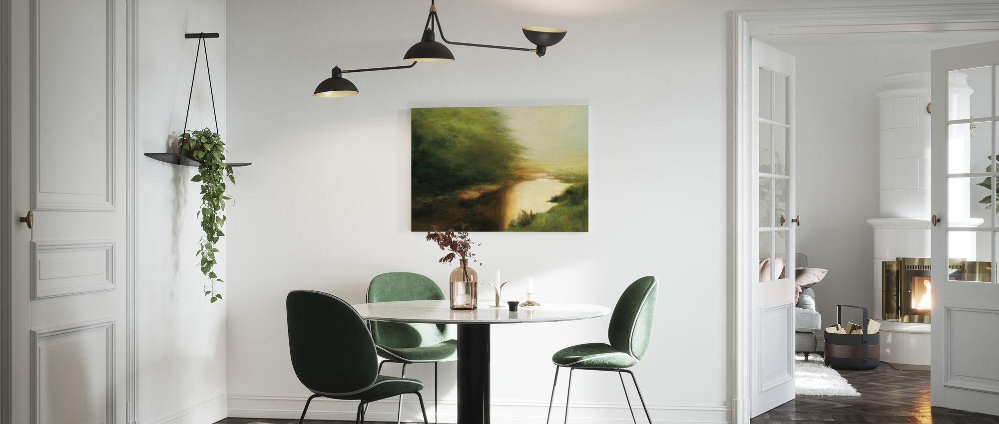Spring Morning - Canvas print - Kitchen