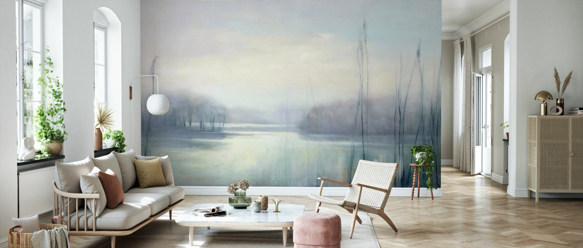 Misty Memories - Wallpaper - Living Room