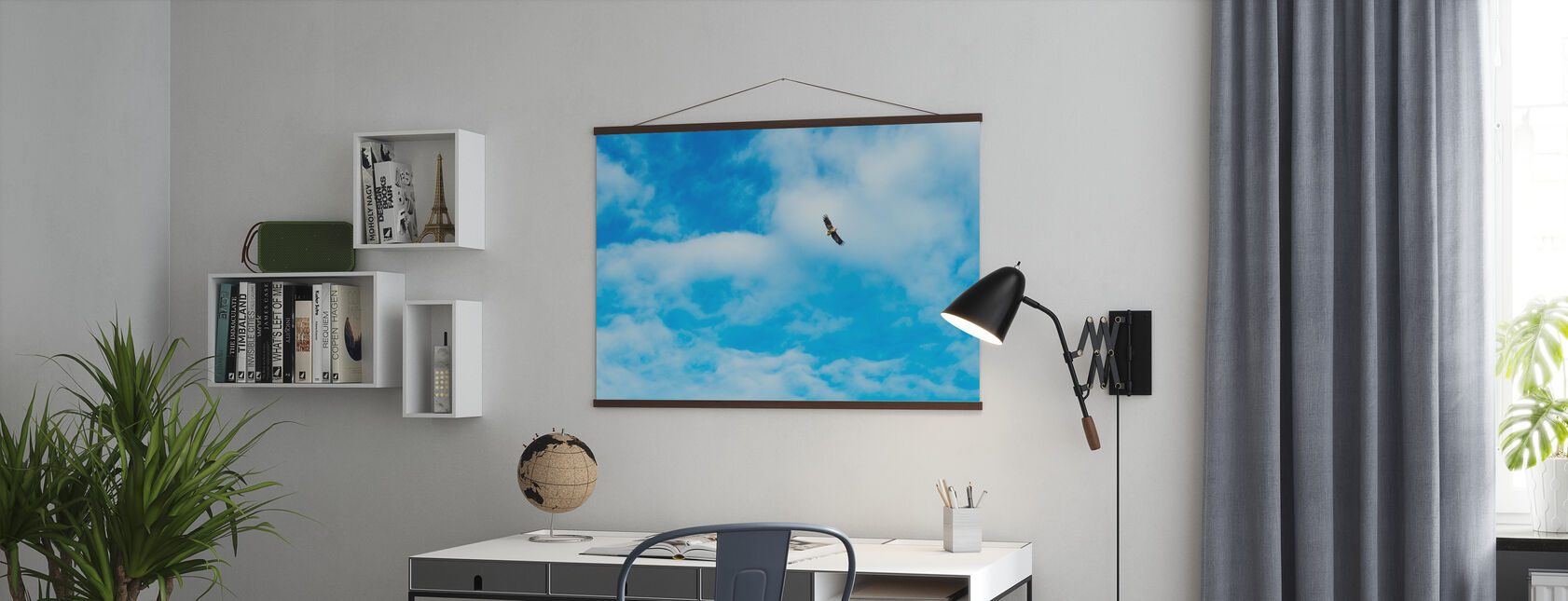 Flying High - Poster - Office