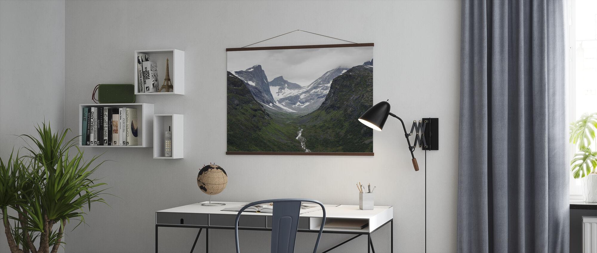 Jotunheimen, Norge - Poster - Kontor